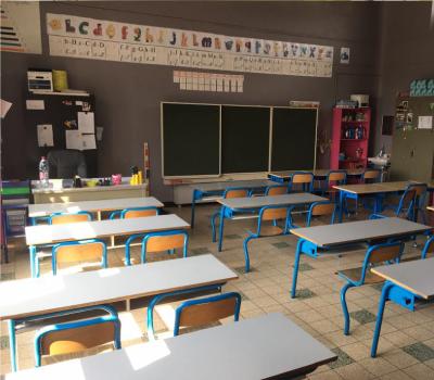 Une classe pour les élèves de primaire de l'école Le Bon Départ de MSG