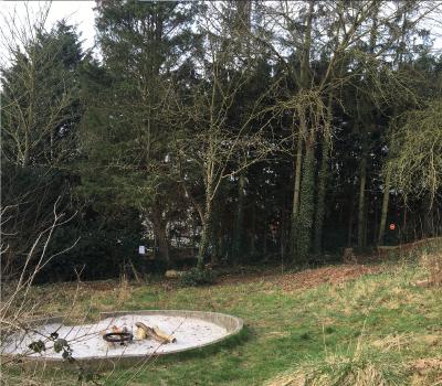 A Mont-Saint-Guibert, les élèves du Bon Départ peuvent jouer dans un jardin bien vert
